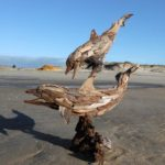 Driftwood Dolphins