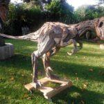 Driftwood Dinosaur