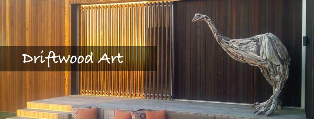 Tapatai Driftwood Art